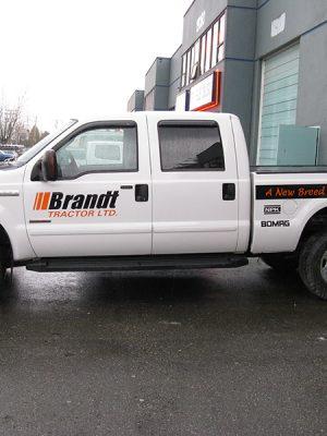 Brandt Truck