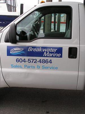 Breakwater Marine F350