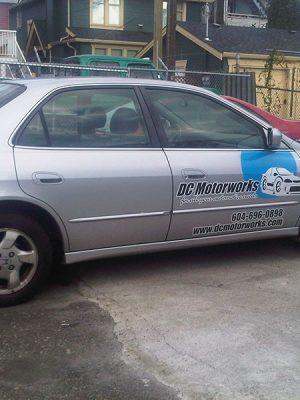 DC Motorworks Honda