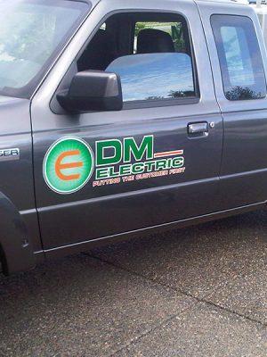 DM Electric Ranger