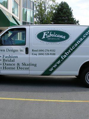 Fabricana Van