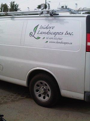Isadore Landscape Van
