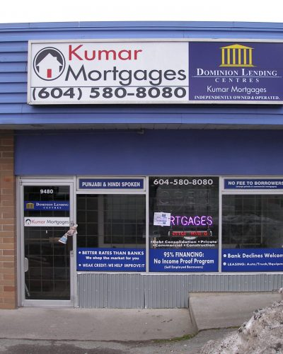 KUMAR MORTGAGES