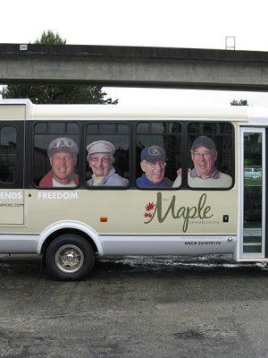 Maples Bus