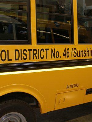 SD 46 Bus