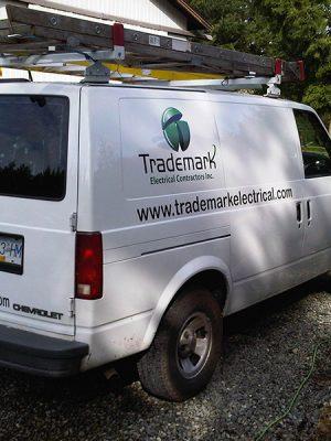 Trademark Van