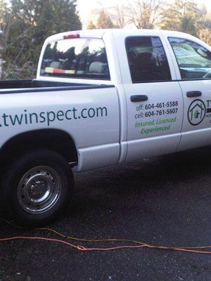 Twinspect Truck